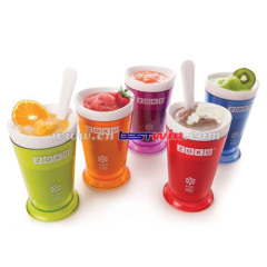 new zoku shake maker slushy