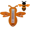 Bee Window Thermometer; animal window thermometer