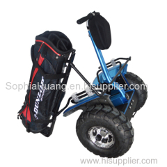 Adults Off-road Two-wheel Self-balancing Electric Mobility Scooter with Optional GPS Tracking