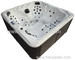 world best selling massage vibrate tub outdoor spa