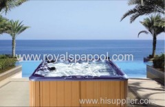 Jacuzzi outdoor spa jacuzzi hot tub