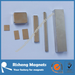 N50M Neodymium Magnets Block Shaped Powerful NdFeB Permanent Ma gnets