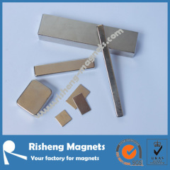 Neodymium Magnets N33AH Grade Big Block Strong Magnet with High Temperature Resistance