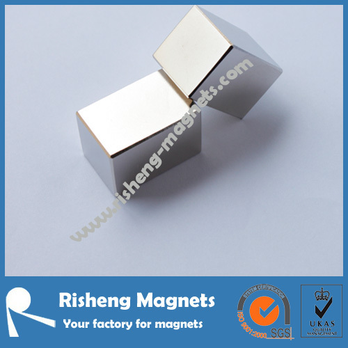 High Quality N52 Block Neodymium Magnets at Competitive Prices Large Magnets