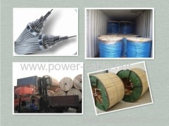 ASTM BS IEC DIN GOST Standard acsr bare cable