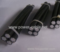xlpe insulated medium voltage abc cable