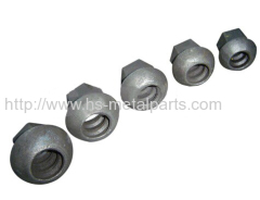 Gray Iron Construction Nuts