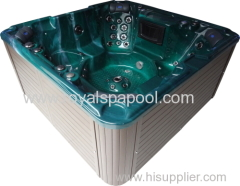 luxury bathroom designs whirlpool bathtub for hot sale