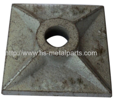 Investment casting parts Construction parts