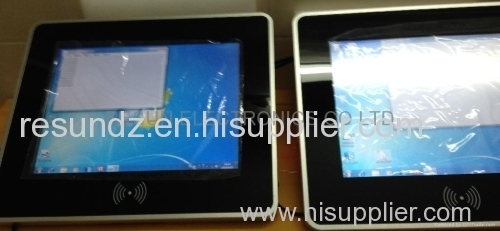 RFID Fanless Touch Panel PC