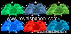 Hydro massage spa hot tub