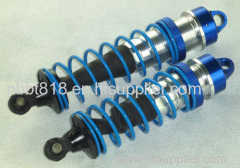 Rc gas car rear shock absorber set