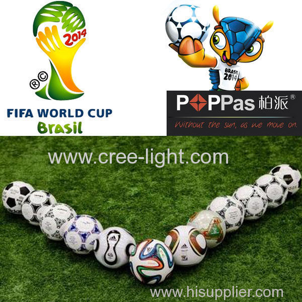 2014 Brasil  We are with you-POPPAS