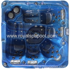 5 persons chinese whirlpool hot tub