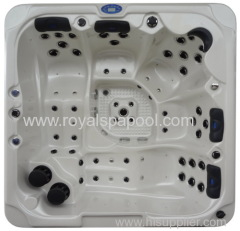 6 person spa massage hot tub outdoor