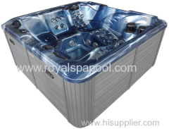 100Jets USA acrylic luxury home spas and hot tubs
