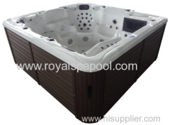 pool spa hot tub with air jets for 6 Person