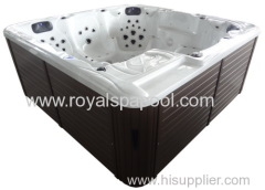 140 JETS for freestanding outdoor spa hydro outdoor spa with overflow