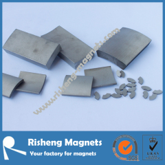 SmCo5 Magnets samarium cobalt arc magnets