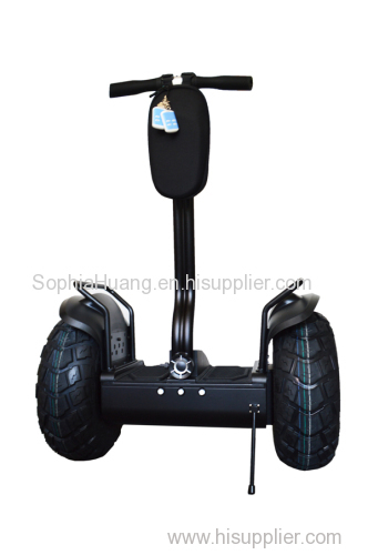 Long range electric scooter, 800W *2