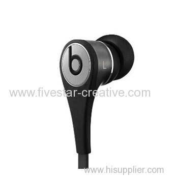 Beats by Dr.Dre Beats Tour 2.0 In-Ear Headphone Earbuds with In-line MIC and Remote Titanium