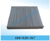car spare parts cabin filter