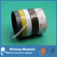 strong flexible magnets rubber magnet Fexible magnet tape
