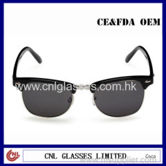 Shiny Classic Polarized Wayfarer Men Sunglasses