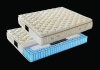latex five zone pocket spring mattress