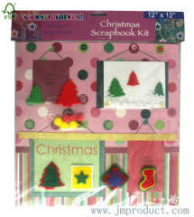 Merry Christmas scrapbook kit