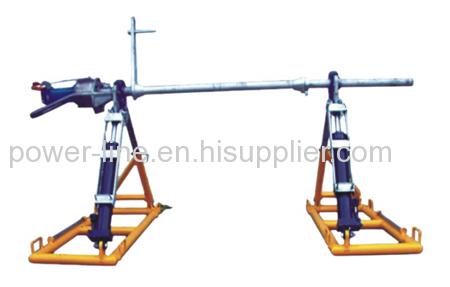 Hydraulic Conductor Reel Elevator with Motor