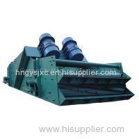 New Type Linear Vibrating Screen