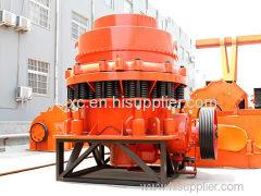 Hydraulic Cone Crusher Equipment