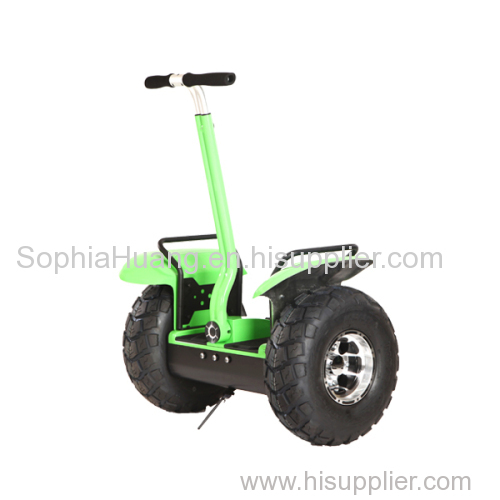 Mini Personal Transporter for Off Road Use