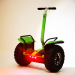 Self-balancing electric vehicle segway