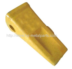 Water glass Alloy casting Bucket tooth for digger