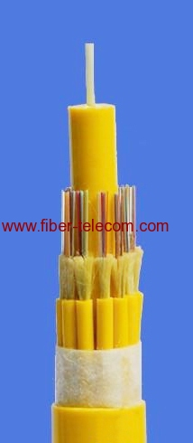 Single mode indoor breakout Cable 48 fibers with PVC jacket