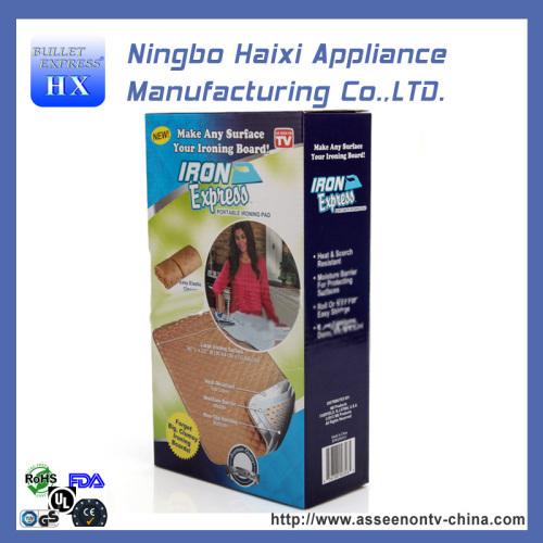 high quality ironer padding