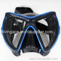 Eco-friendly dive mask factory
