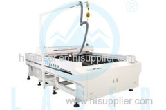 HS-B1325 acrylic laser cutting bed for advertising and craft industries