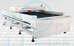 Hot sale HSG LASER best metal and non-metal laser cutting machines