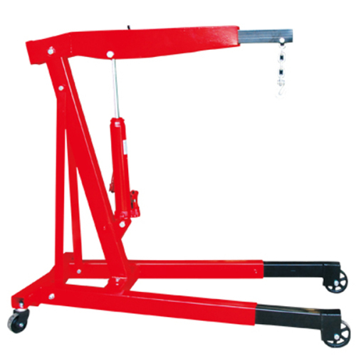 3ton hydraulic engine crane