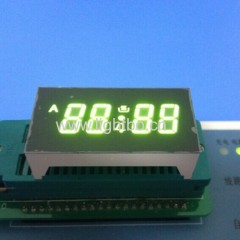 4 digit green oven display;green oven timer ;