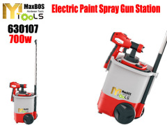 new model 2014 Electric Power Painter & Sprayer Station Electric Spray Gun Painter tools