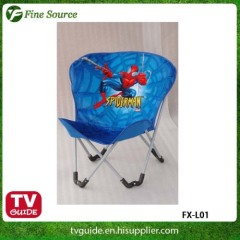 Kids Beach Chair Leisure Chair outside use superman style