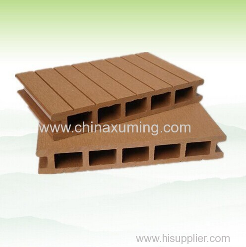 XM160H25 WPC Decking With Thin Tooth Surface