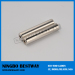 N35 D20x45mm Neodymium Cylinder Magnets w/Ni coating