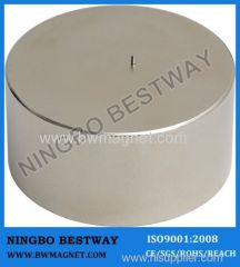 Ni coating Cylinder NdFeB Magnets