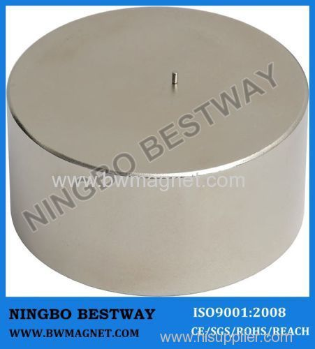 N42 D15x10mm Neodymium NdFeB Cylinder Magnet Wholesale
