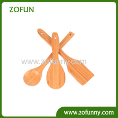 natural bamboo kitchenware accessories